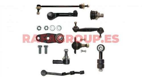 SUSPENSION / STEERING / ACCESSORIES / DRIVE TRAIN & BEARINGS